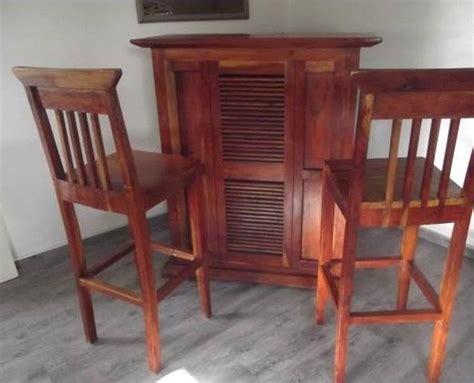 canapé bois et chiffon prix module annonces bar chaises de bar en acacia massif