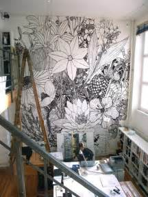 wall mural painting rethinking your impression of wall murals