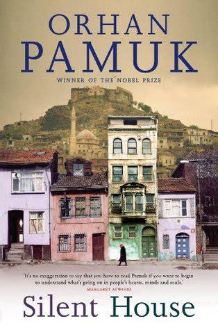 libro silent house anyway la casa del silencio de orhan pamuk