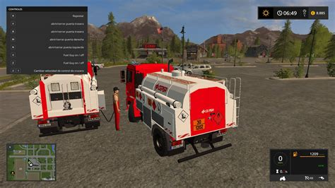 Petroleum Ls by Cepsa Diesel V1 0 Fs17 Farming Simulator 2017 Mod