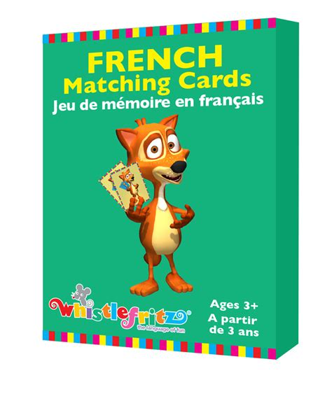 Places In Delaware That Buy Gift Cards - french matching cards jeu de m 233 moire en fran 231 ais whistlefritz whistlefritz
