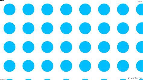 wallpaper blue dots wallpaper white polka blue spots dots ffffff 00bfff 300