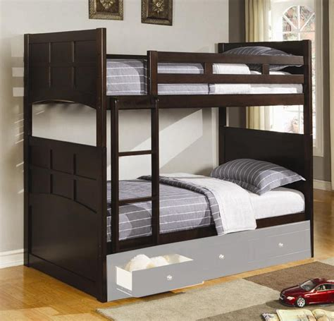 beds for less bunk beds for less bunk beds for less jason espresso bunk