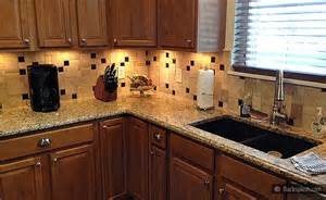 Kitchen Backsplash Ideas With Santa Cecilia Granite Santa Cecilia Granite Travertine Backsplash Backsplash