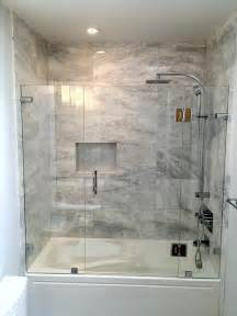 bathroom tub enclosure ideas shower enclosures contemporary bathroom vancouver