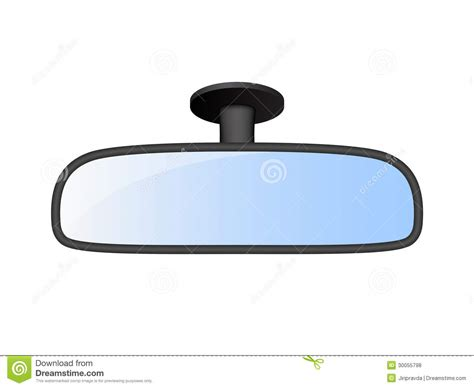 car rear view mirror royalty  stock  image