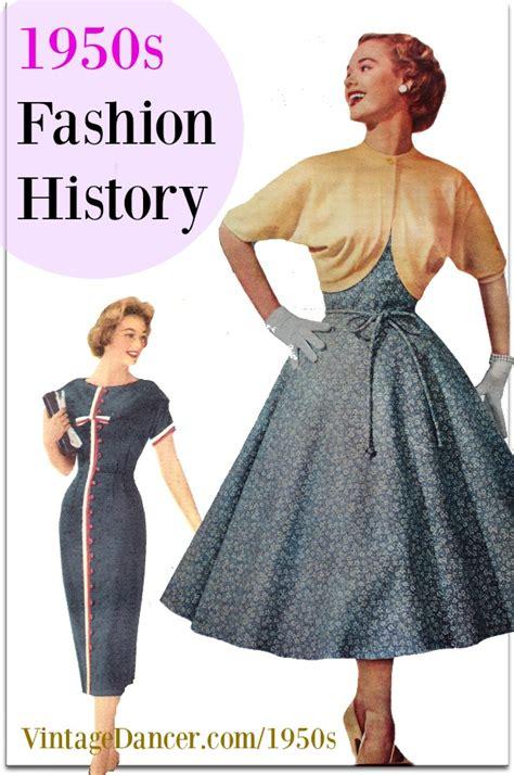 1950s fashion history costume history 50s social history 1950s fashion 1950s fashion history women s clothing