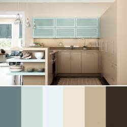 how to create a color path for your kitchen remodel