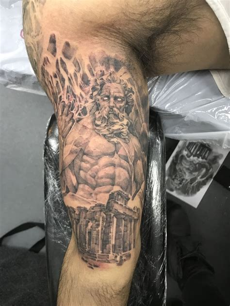 tribal zeus tattoos the 25 best zeus ideas on zues