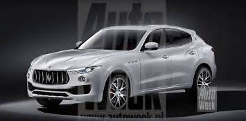 Suv Maserati Levante Breaking 2017 Maserati Levante Suv Leaks Early