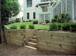 Landscape Timbers For Erosion Columbia Sc Retaining Walls We Do It All Low Cost