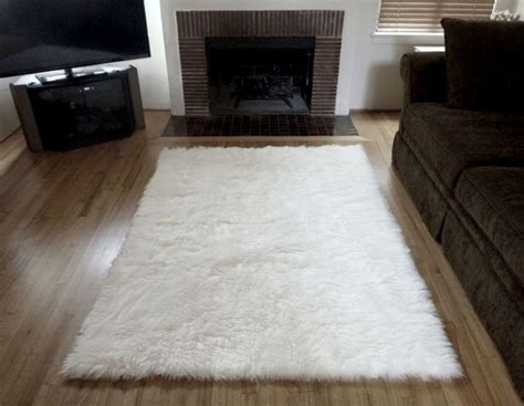 Ikea Runner Rugs by Faux Sheepskin Rug Sheep Fur Rug Faux Animal Hide Rugs