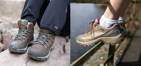 trail running shoes vs hiking boots hiking boots or trail running shoes style guru fashion