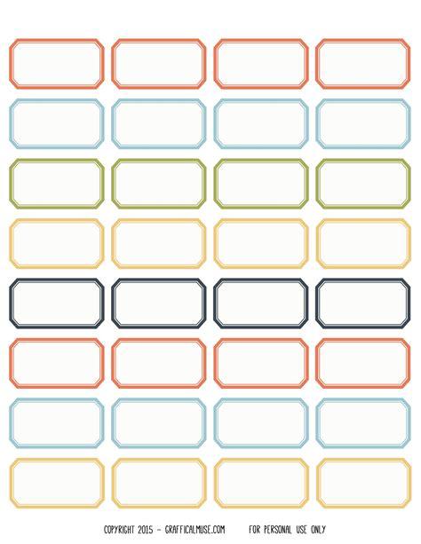 Free Sticker Forms