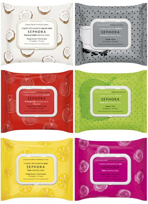 Sephora Cleansing Wipes 25 Wipes 21 best makeup remover wipes that all lazy need