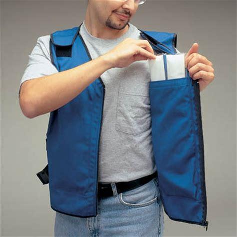 cooling vest cool as a cyborg seth on survivalseth on survival