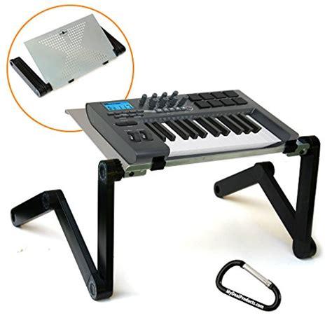 midi keyboard controller stand quicklift midi controller keyboard effect stand dj mount