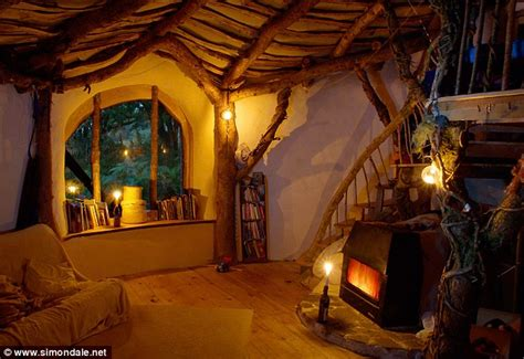 how to make a house cozy simon dale how i built my hobbit house in wales for just