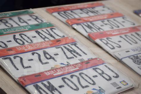 requisitos para sacar placas nuevas en michoacan lista de nuevas placas presentan y entregan las nuevas placas para baja