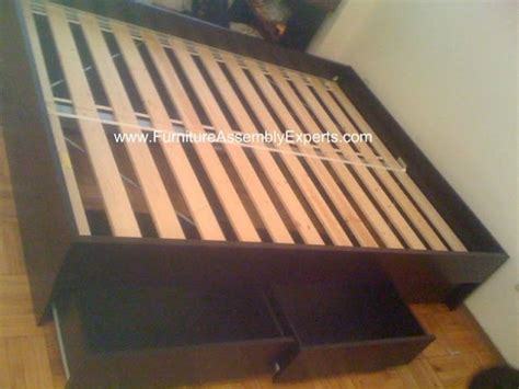Oppdal Bed Frame Pin By Furniture Assembly Experts Llc Dc Md Va On Home Furniture As