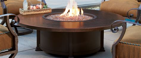 copper firepits hammered copper pits copper pillars by o w