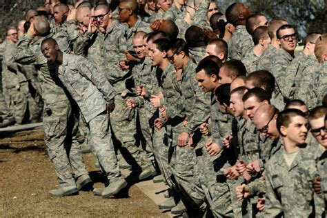 what is after basic training in air force air force basic training timeline at a glance military com