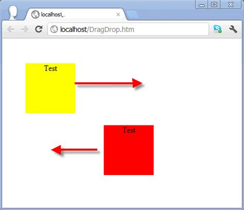 javascript provider pattern cross browser drag and drop codeproject