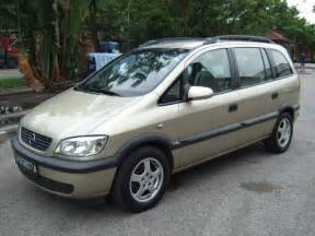 Opel Zafira Images 2002 Opel Zafira Pictures 1800cc Gasoline Ff