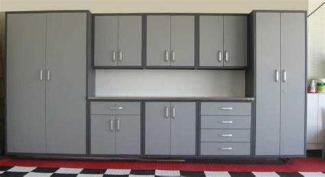 Metal Cabinets For Garage by Metal Garage Cabinets Toolbox Garage Storage Metal Cabinets