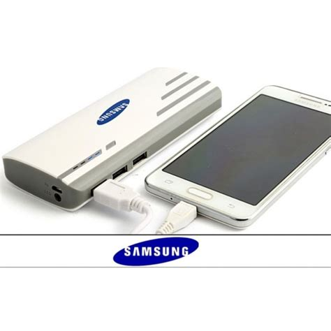 Power Bank Samsung Kapasitas 20000 Mah rechargeable portable fan with samsung 20000mah powerbank in pakistan hitshop