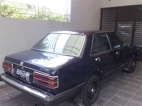 Accu Mobil Honda Accord all about money jual mobil honda accord 1980