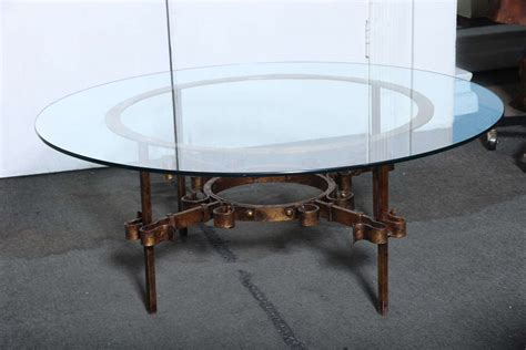 gilded glam transitional coffee table for sale at 1stdibs