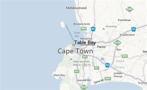 table bay weather station record historical weather for
