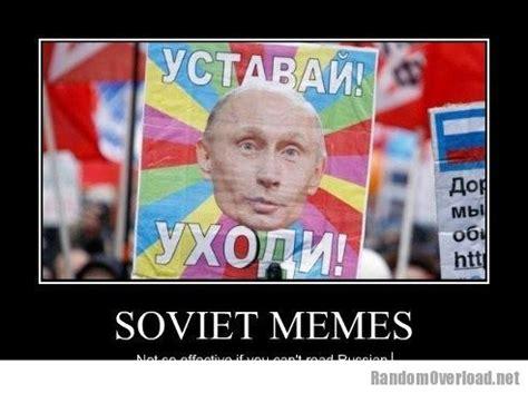 White Russian Meme - soviet memes randomoverload