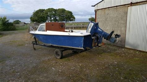 fishing boat for sale galway 15ft sea fishing boat for sale in kinvara galway from