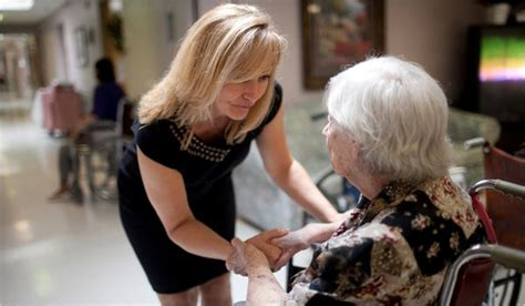 work or volunteer at a nursing home work or volunteering
