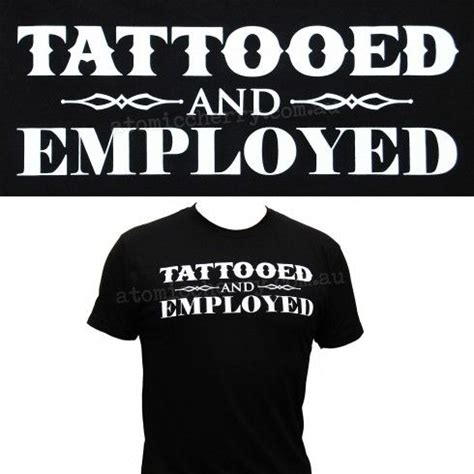 tattooed and employed hoodie 1218 best 2013 fashion t shirts images on
