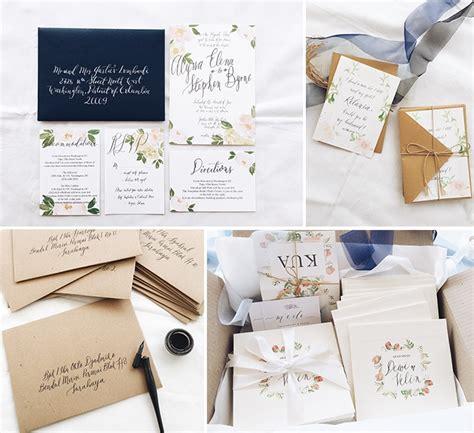 Wedding Unik by Wedding Invitation Unik Inspirational 4 Ilustrator Untuk