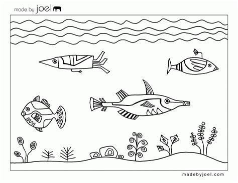 lego underwater coloring pages underwater scene coloring pages az coloring pages