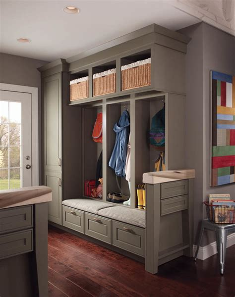 kitchen entryway boot benches and mudroom cabinetry farmhouse entry