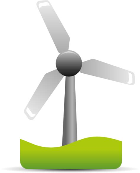 Wind Power Clipart wind turbine clip at clker vector clip