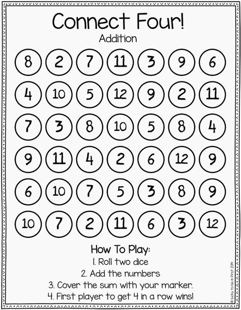 printable numeracy games year 1 games to strengthen math skills multiplication math and