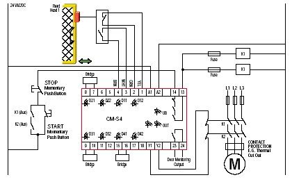 e stop circuit design schematic e wiring diagram and