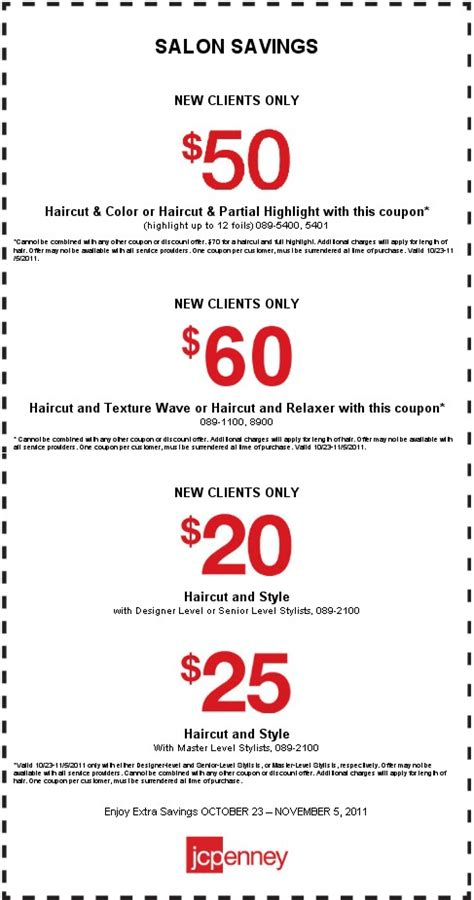 jcpenney hair salon prices 2015 hair salon coupons printable 2015 2017 2018 best cars