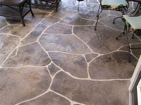 1000 ideas about sted concrete patios on