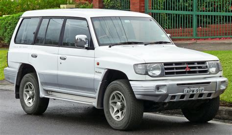 mitsubishi shogun 2000 2000 mitsubishi pajero iii pictures information and