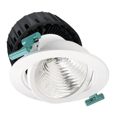 Lu Downlight Led Philips philips luxspace accent led recessed downight adjustable