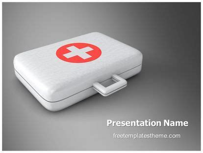 Download Free Doctor First Aid Powerpoint Template Aid Powerpoint Template