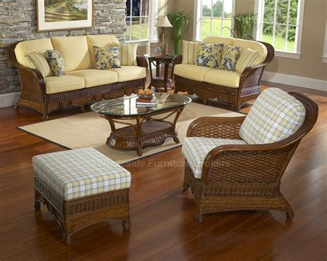 Moroccan Sofa Set Living Room Furniture By Boca Rattan