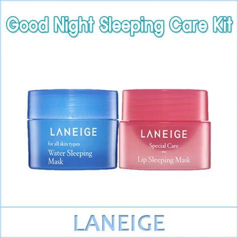 Laneige Water Sleeping Mask Trial Kit 15ml laneige sle sleeping care kit water